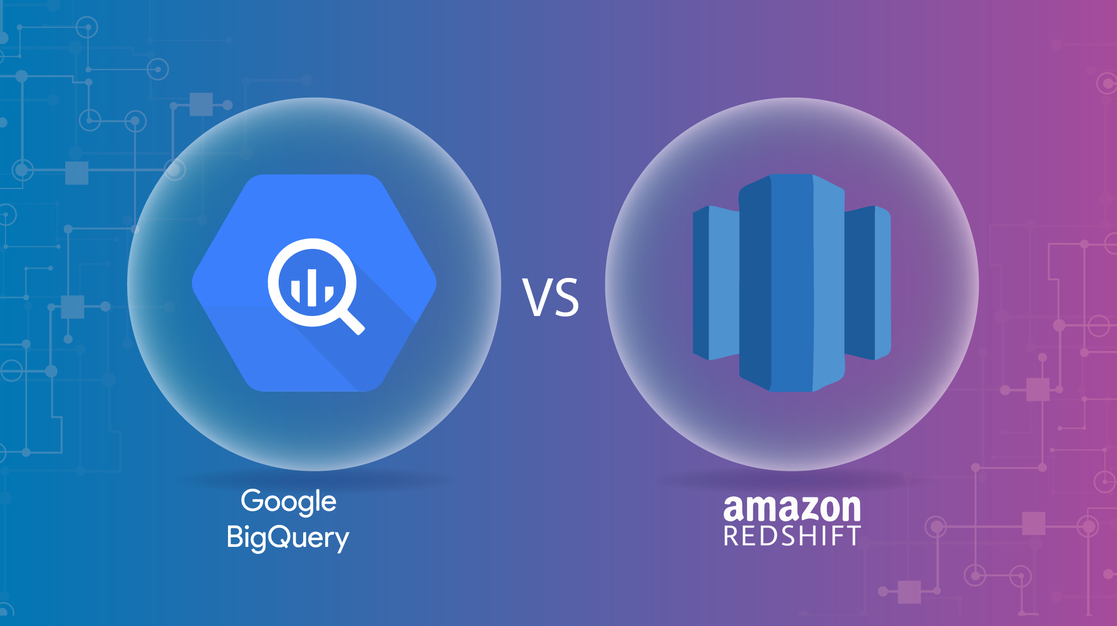 3 Points to Consider When Deciding Between Google BigQuery and Amazon Redshift!