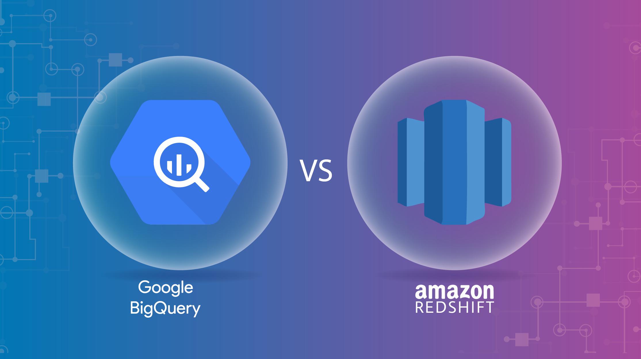 BigQuerry vs Amazon Redshift