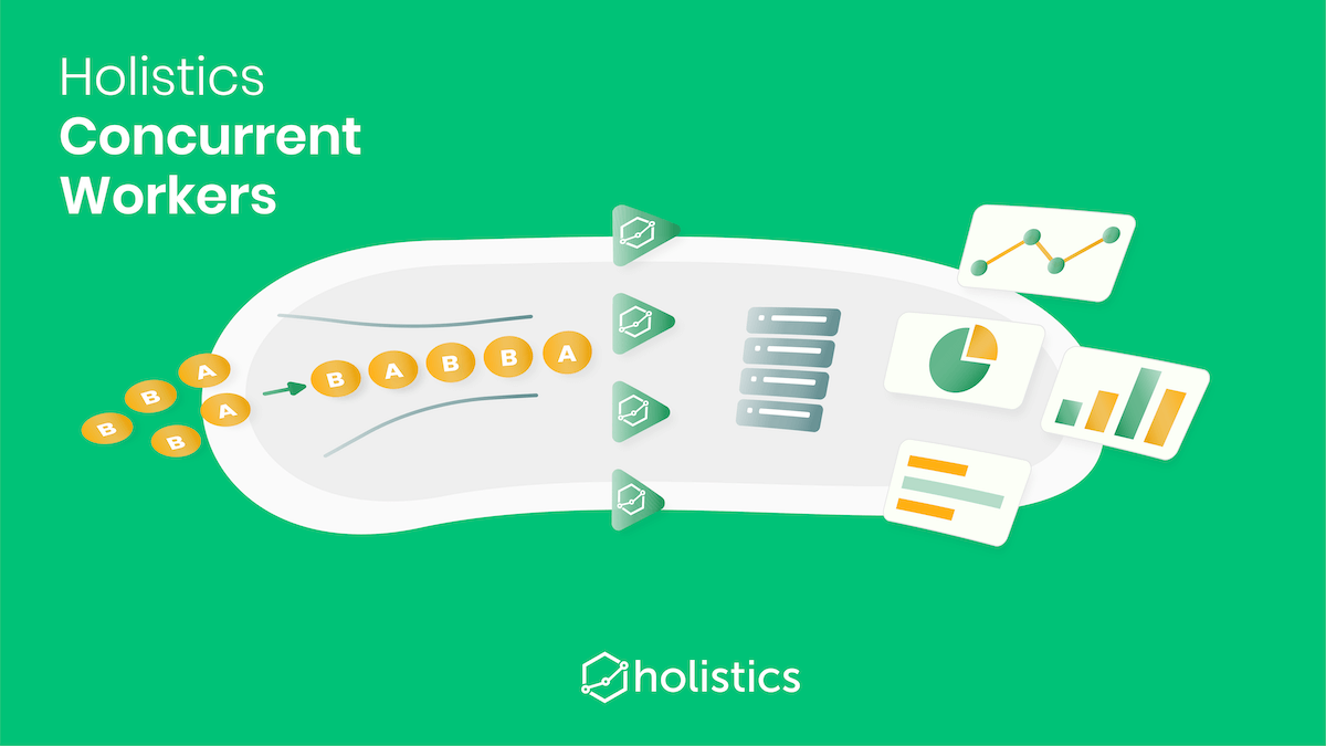 Get Your Answers Efficiently With Holistics Concurrent Workers