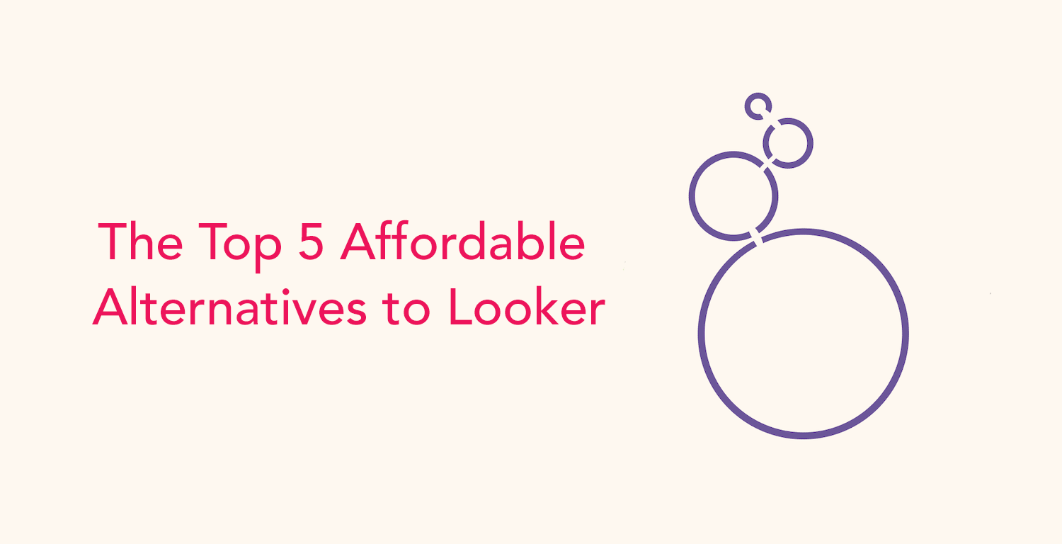 Top 5 Affordable and Open-source Alternatives to Looker in 2019