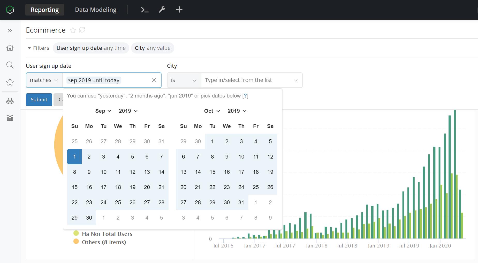 Introducing Holistics Open-source Smart Date Parser