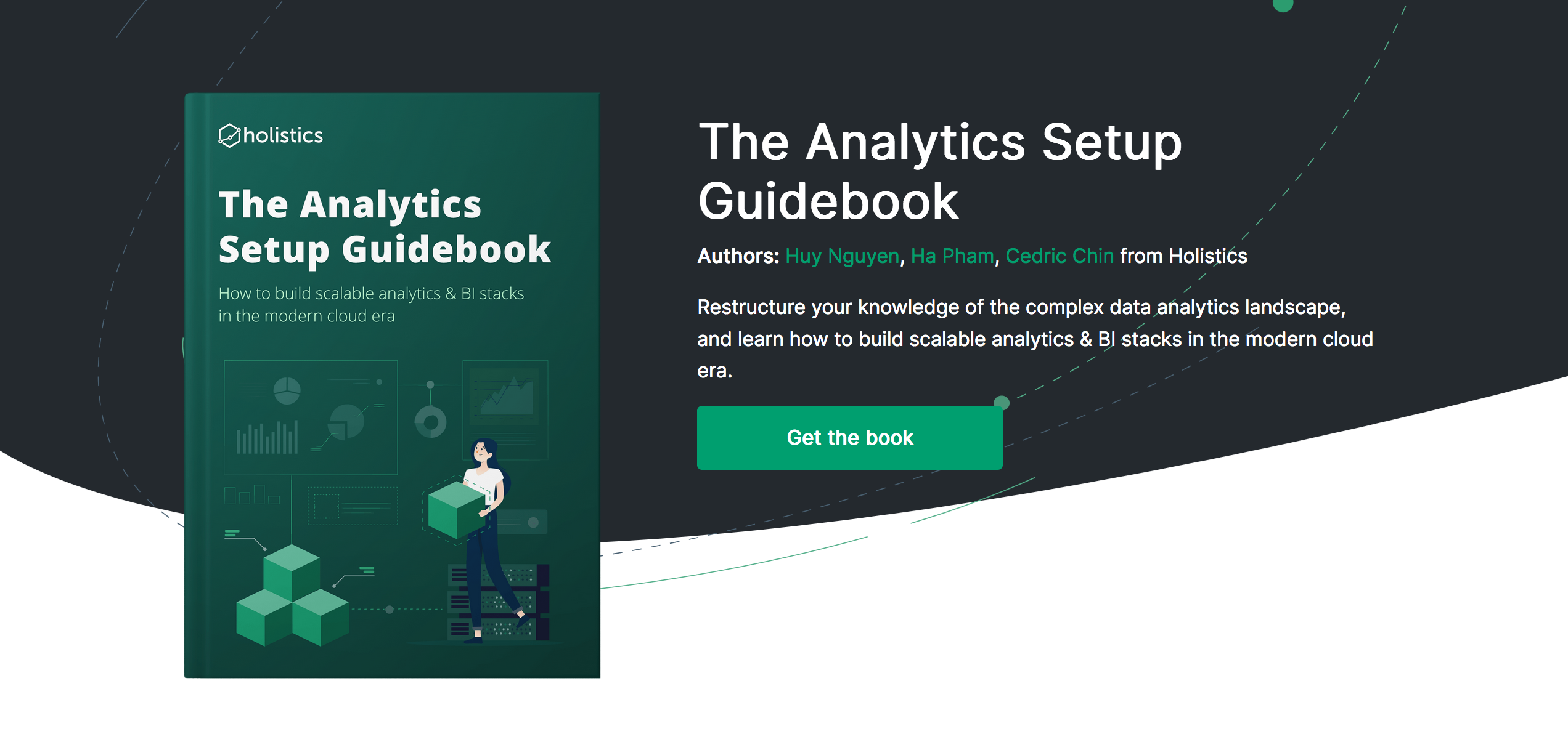 Announcing The Analytics Setup Guidebook: The First Principles Approach to Data Analytics