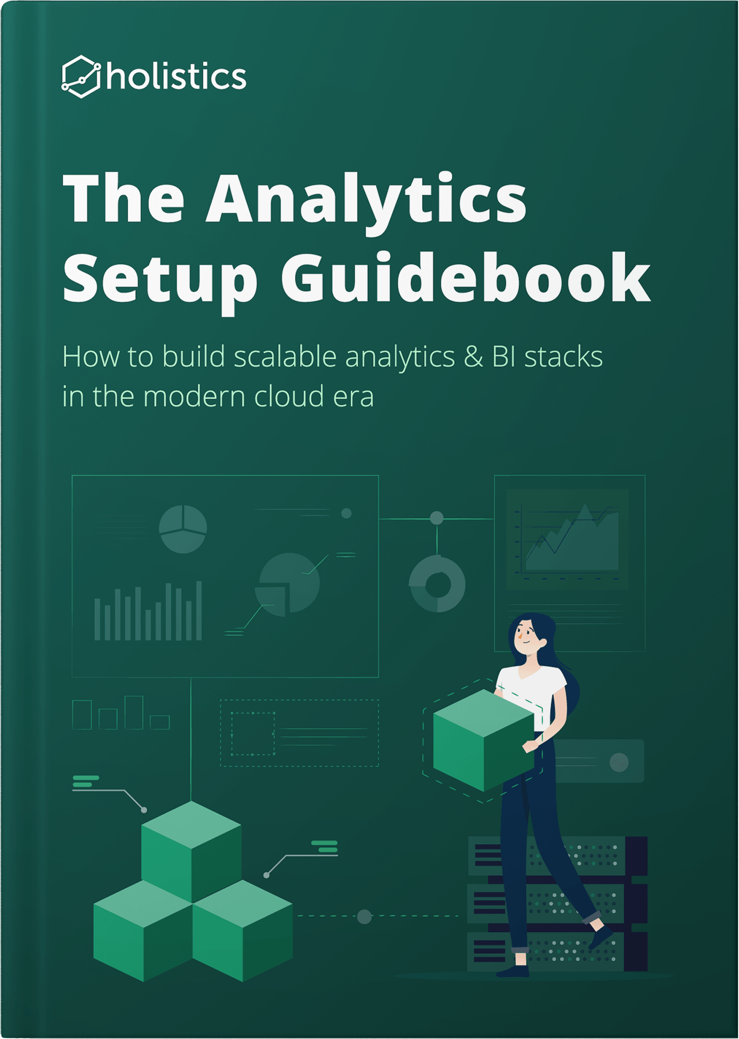 Analytics Setup Guidebook Cover