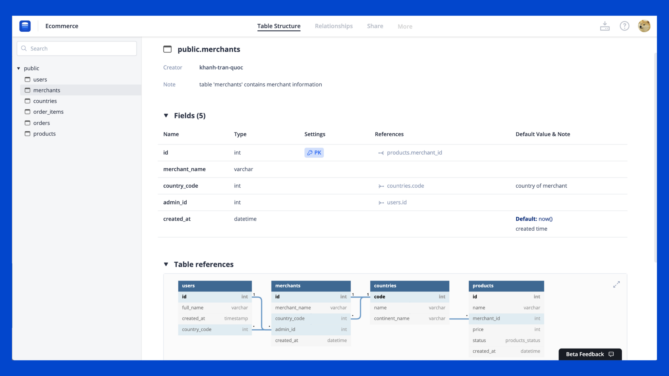 Top 5 database documentation tools for any teams in 2020