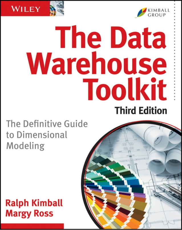Book cover of The Data Warehouse Toolkit