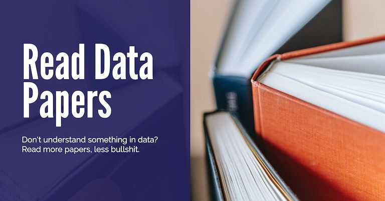 Read Data Research Papers